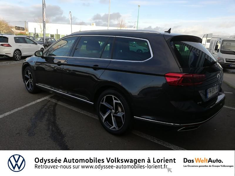 Photo 3 de l'offre de VOLKSWAGEN Passat SW 1.4 TSI 218ch Hybride Rechargeable GTE DSG6 à 36980€ chez Odyssée Automobiles - Volkswagen Lorient