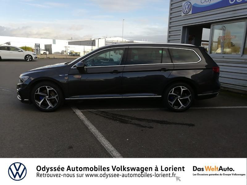 Photo 2 de l'offre de VOLKSWAGEN Passat SW 1.4 TSI 218ch Hybride Rechargeable GTE DSG6 à 36980€ chez Odyssée Automobiles - Volkswagen Lorient