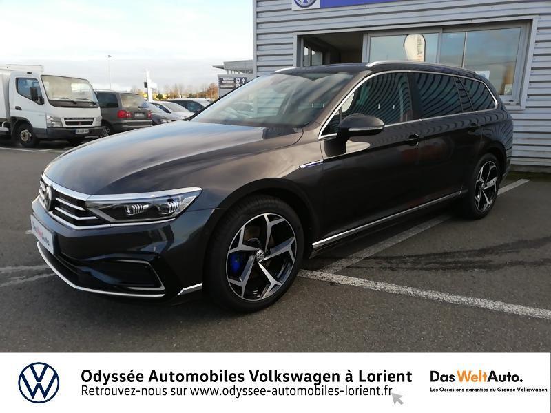 Photo 17 de l'offre de VOLKSWAGEN Passat SW 1.4 TSI 218ch Hybride Rechargeable GTE DSG6 à 36980€ chez Odyssée Automobiles - Volkswagen Lorient