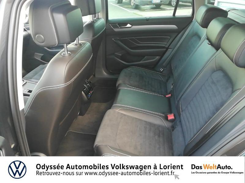 Photo 11 de l'offre de VOLKSWAGEN Passat SW 1.4 TSI 218ch Hybride Rechargeable GTE DSG6 à 36980€ chez Odyssée Automobiles - Volkswagen Lorient