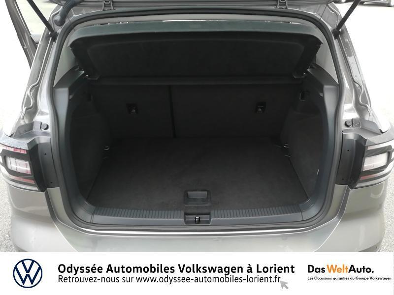 Photo 12 de l'offre de VOLKSWAGEN T-Cross 1.0 TSI 115ch Lounge à 18980€ chez Odyssée Automobiles - Volkswagen Lorient