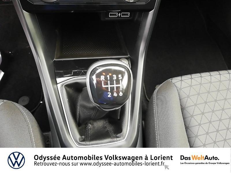 Photo 10 de l'offre de VOLKSWAGEN T-Cross 1.0 TSI 115ch Lounge à 18980€ chez Odyssée Automobiles - Volkswagen Lorient