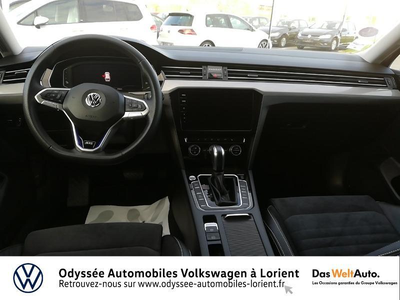 Photo 6 de l'offre de VOLKSWAGEN Passat SW 1.4 TSI 218ch Hybride Rechargeable GTE DSG6 à 36980€ chez Odyssée Automobiles - Volkswagen Lorient