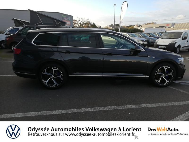 Photo 4 de l'offre de VOLKSWAGEN Passat SW 1.4 TSI 218ch Hybride Rechargeable GTE DSG6 à 36980€ chez Odyssée Automobiles - Volkswagen Lorient