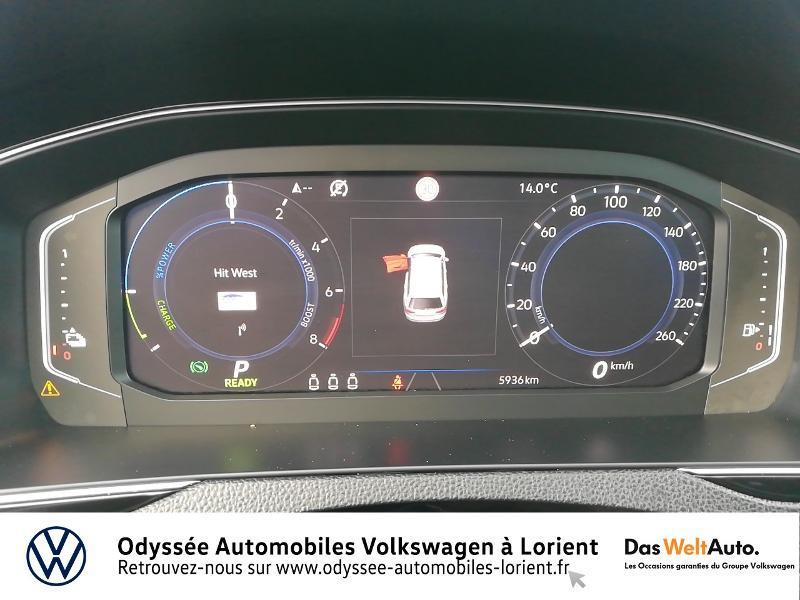 Photo 9 de l'offre de VOLKSWAGEN Passat SW 1.4 TSI 218ch Hybride Rechargeable GTE DSG6 à 36980€ chez Odyssée Automobiles - Volkswagen Lorient