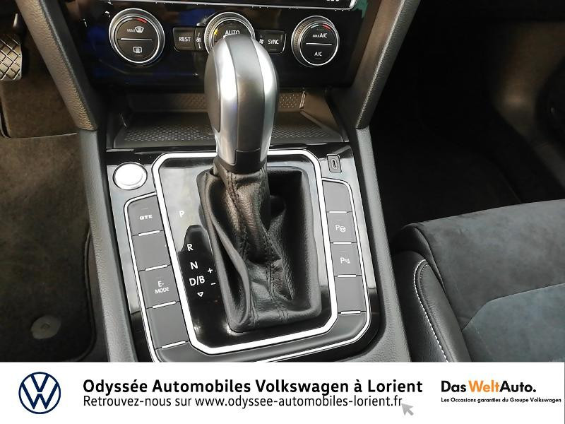 Photo 10 de l'offre de VOLKSWAGEN Passat SW 1.4 TSI 218ch Hybride Rechargeable GTE DSG6 à 36980€ chez Odyssée Automobiles - Volkswagen Lorient