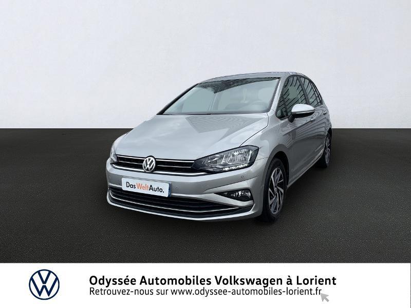 Volkswagen Golf Sportsvan 1.0 TSI 115ch BlueMotion Technology Connect Euro6d-T Essence GRIS Occasion à vendre