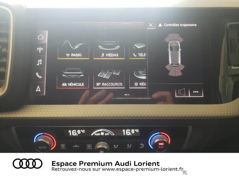 Photo 10 de l'offre de AUDI A1 Citycarver 30 TFSI 116ch Design Luxe S tronic 7 à 29990€ chez Odyssée Automobiles - Volkswagen Lorient