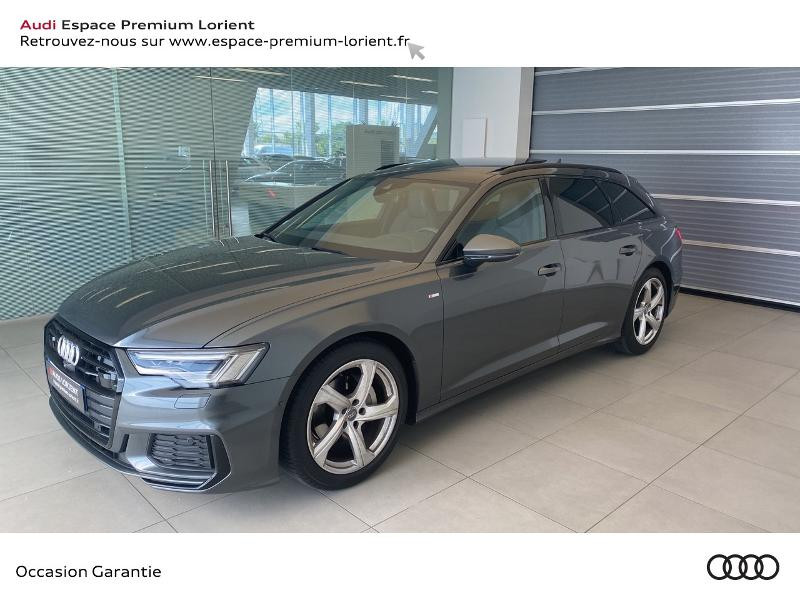 Audi A6 Avant 40 TDI 204ch S line S tronic 7 Diesel GRIS DAYTONA NACRE Occasion à vendre
