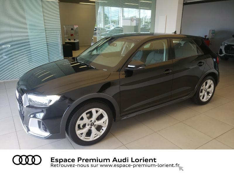 Photo 1 de l'offre de AUDI A1 Citycarver 30 TFSI 116ch Design Luxe S tronic 7 à 29990€ chez Odyssée Automobiles - Volkswagen Lorient