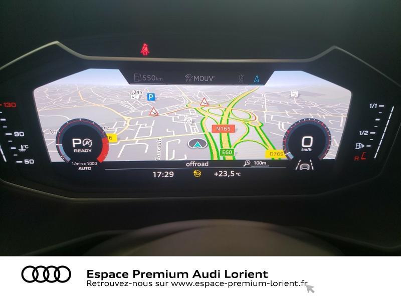 Photo 9 de l'offre de AUDI A1 Citycarver 30 TFSI 116ch Design Luxe S tronic 7 à 29990€ chez Odyssée Automobiles - Volkswagen Lorient
