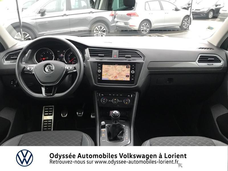Photo 6 de l'offre de VOLKSWAGEN Tiguan 1.5 TSI EVO 150ch Connect Euro6d-T à 24980€ chez Odyssée Automobiles - Volkswagen Lorient
