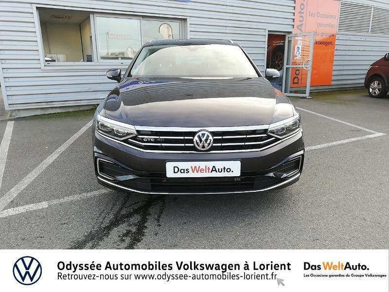 Photo 5 de l'offre de VOLKSWAGEN Passat SW 1.4 TSI 218ch Hybride Rechargeable GTE DSG6 à 33980€ chez Odyssée Automobiles - Volkswagen Lorient