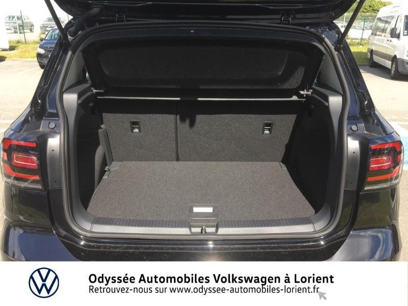 Photo 12 de l'offre de VOLKSWAGEN T-Cross 1.0 TSI 115ch United DSG7 à 24990€ chez Odyssée Automobiles - Volkswagen Lorient