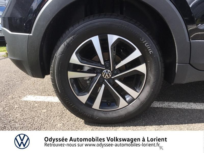 Photo 16 de l'offre de VOLKSWAGEN T-Cross 1.0 TSI 115ch United DSG7 à 24990€ chez Odyssée Automobiles - Volkswagen Lorient