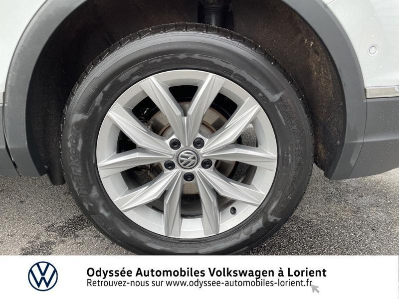 Photo 13 de l'offre de VOLKSWAGEN Tiguan Allspace 2.0 TDI 150ch Carat DSG7 Euro6d-T à 34890€ chez Odyssée Automobiles - Volkswagen Lorient