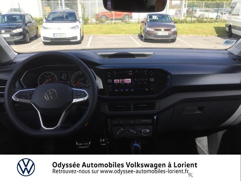 Photo 6 de l'offre de VOLKSWAGEN T-Cross 1.0 TSI 115ch United DSG7 à 24990€ chez Odyssée Automobiles - Volkswagen Lorient