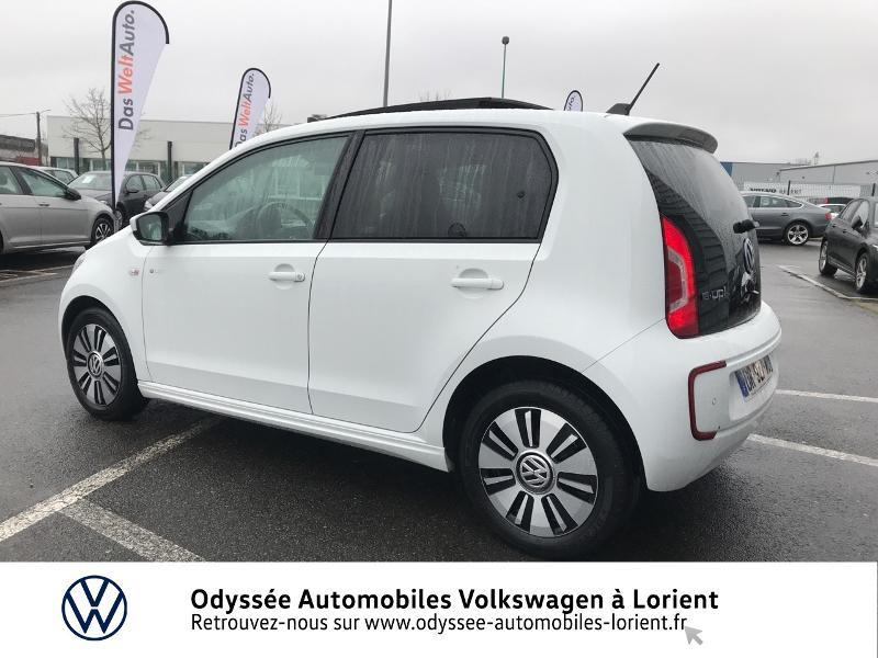 Photo 3 de l'offre de VOLKSWAGEN e-up! 82ch 5p à 9930€ chez Odyssée Automobiles - Volkswagen Lorient
