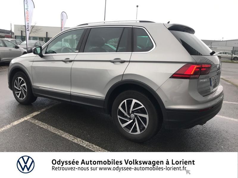 Photo 3 de l'offre de VOLKSWAGEN Tiguan 1.5 TSI EVO 150ch Connect Euro6d-T à 24980€ chez Odyssée Automobiles - Volkswagen Lorient