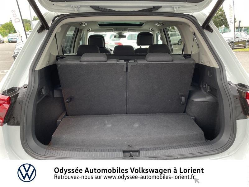 Photo 12 de l'offre de VOLKSWAGEN Tiguan Allspace 2.0 TDI 150ch Carat DSG7 Euro6d-T à 34890€ chez Odyssée Automobiles - Volkswagen Lorient