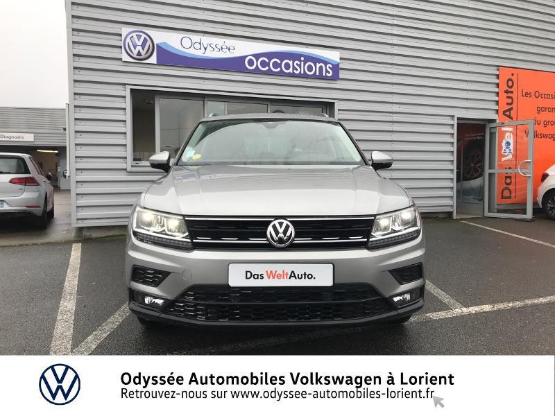 Photo 5 de l'offre de VOLKSWAGEN Tiguan 2.0 TDI 150ch Connect DSG7 Euro6d-T à 28930€ chez Odyssée Automobiles - Volkswagen Lorient