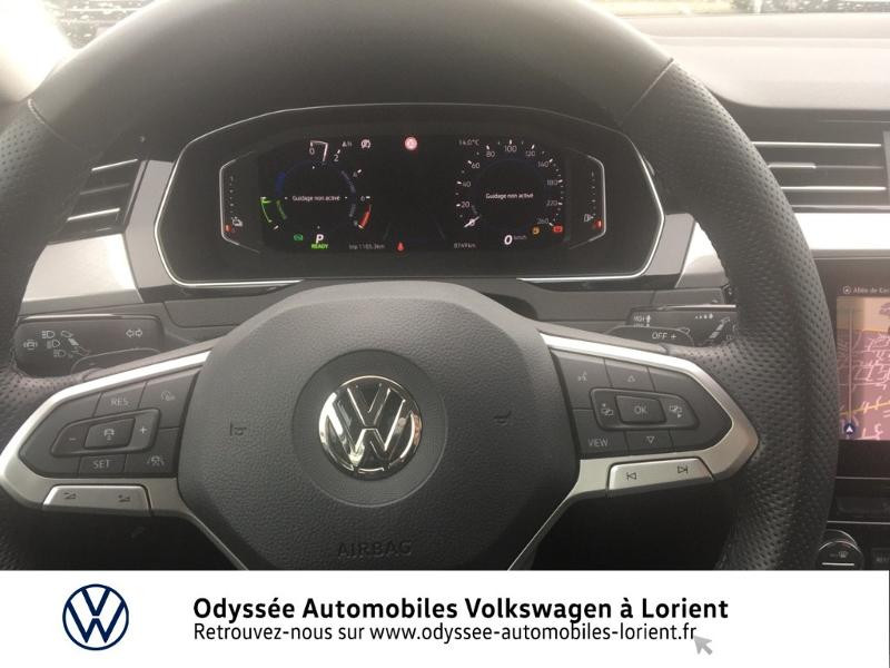 Photo 9 de l'offre de VOLKSWAGEN Passat SW 1.4 TSI 218ch Hybride Rechargeable GTE Business DSG6 à 37990€ chez Odyssée Automobiles - Volkswagen Lorient
