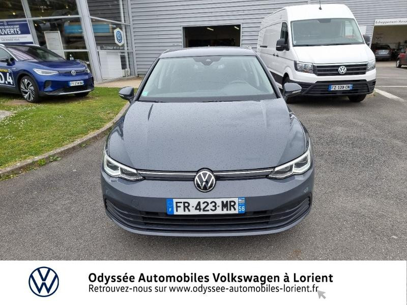 Photo 5 de l'offre de VOLKSWAGEN Golf 1.4 eHybrid OPF 204ch Style 1st DSG6 à 38990€ chez Odyssée Automobiles - Volkswagen Lorient
