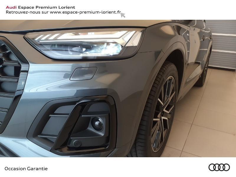 Photo 17 de l'offre de AUDI Q5 35 TDI 163ch S line S tronic 7 à 59990€ chez Odyssée Automobiles - Volkswagen Lorient