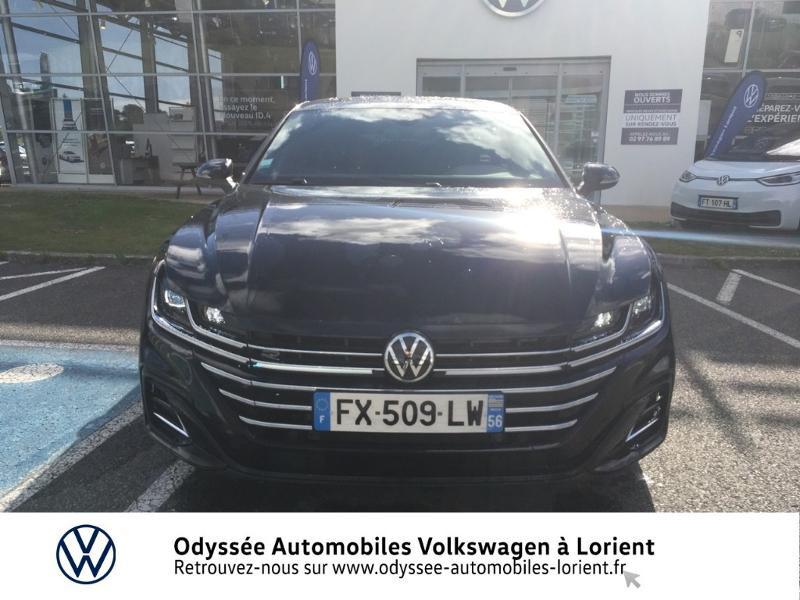 Photo 5 de l'offre de VOLKSWAGEN Arteon ShootingBrake 2.0 TDI EVO 150ch R-Line DSG7 à 46990€ chez Odyssée Automobiles - Volkswagen Lorient