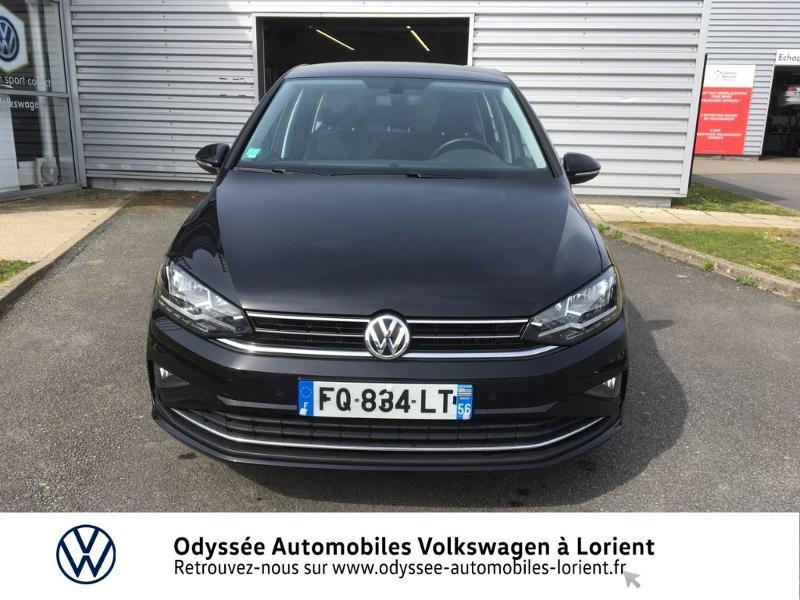 Photo 5 de l'offre de VOLKSWAGEN Golf Sportsvan 1.6 TDI 115ch BlueMotion Technology FAP United Euro6d-T à 24990€ chez Odyssée Automobiles - Volkswagen Lorient