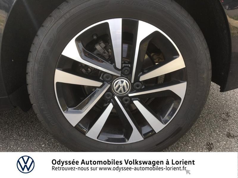 Photo 15 de l'offre de VOLKSWAGEN Golf Sportsvan 1.6 TDI 115ch BlueMotion Technology FAP United Euro6d-T à 24990€ chez Odyssée Automobiles - Volkswagen Lorient