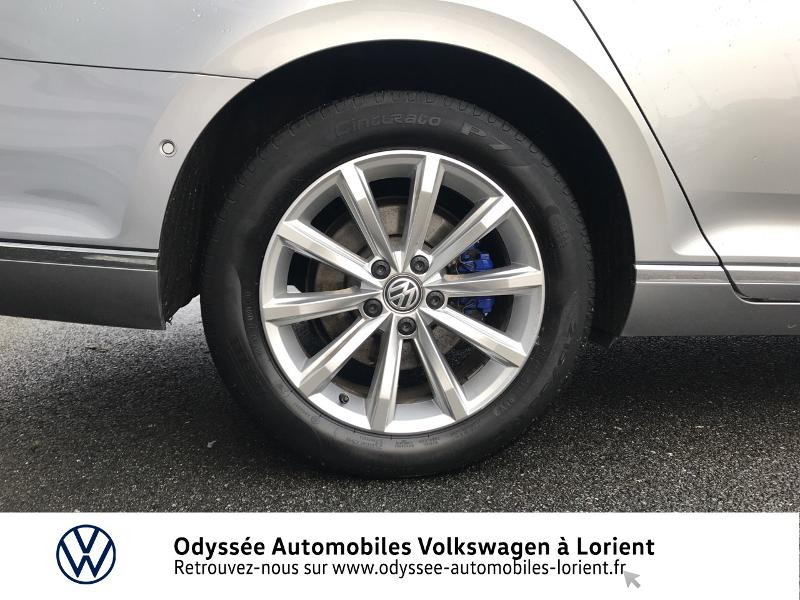 Photo 13 de l'offre de VOLKSWAGEN Passat SW 1.4 TSI 218ch GTE DSG6 à 29860€ chez Odyssée Automobiles - Volkswagen Lorient