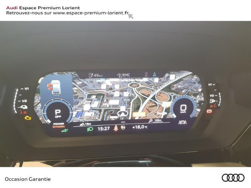 Photo 9 de l'offre de AUDI A3 Sportback 40 TFSI e 204ch S line S tronic 6 à 45490€ chez Odyssée Automobiles - Volkswagen Lorient