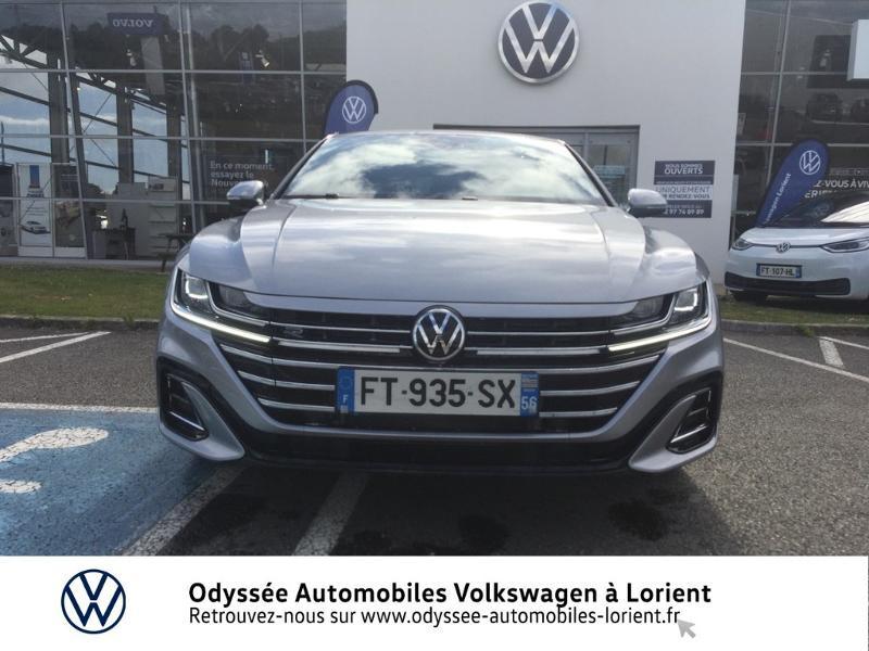 Photo 5 de l'offre de VOLKSWAGEN Arteon 2.0 TDI 150ch BlueMotion Technology R-line DSG7 à 39999€ chez Odyssée Automobiles - Volkswagen Lorient