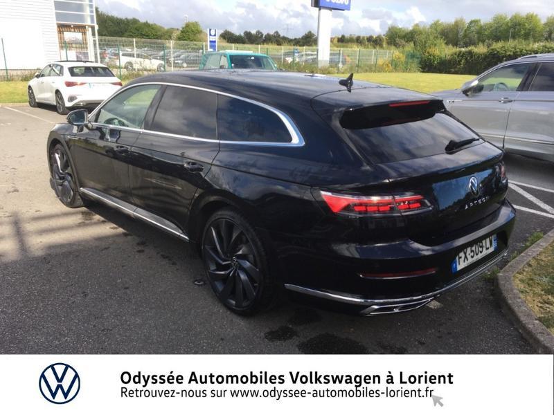 Photo 3 de l'offre de VOLKSWAGEN Arteon ShootingBrake 2.0 TDI EVO 150ch R-Line DSG7 à 46990€ chez Odyssée Automobiles - Volkswagen Lorient