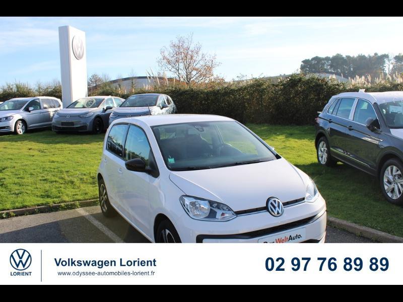 Photo 1 de l'offre de VOLKSWAGEN up! 1.0 60ch BlueMotion Technology IQ.Drive 5p Euro6d-T à 10990€ chez Odyssée Automobiles - Volkswagen Lorient