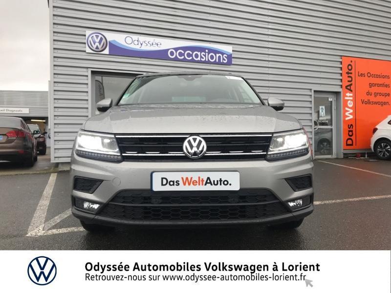 Photo 5 de l'offre de VOLKSWAGEN Tiguan 1.5 TSI EVO 150ch Connect Euro6d-T à 24980€ chez Odyssée Automobiles - Volkswagen Lorient