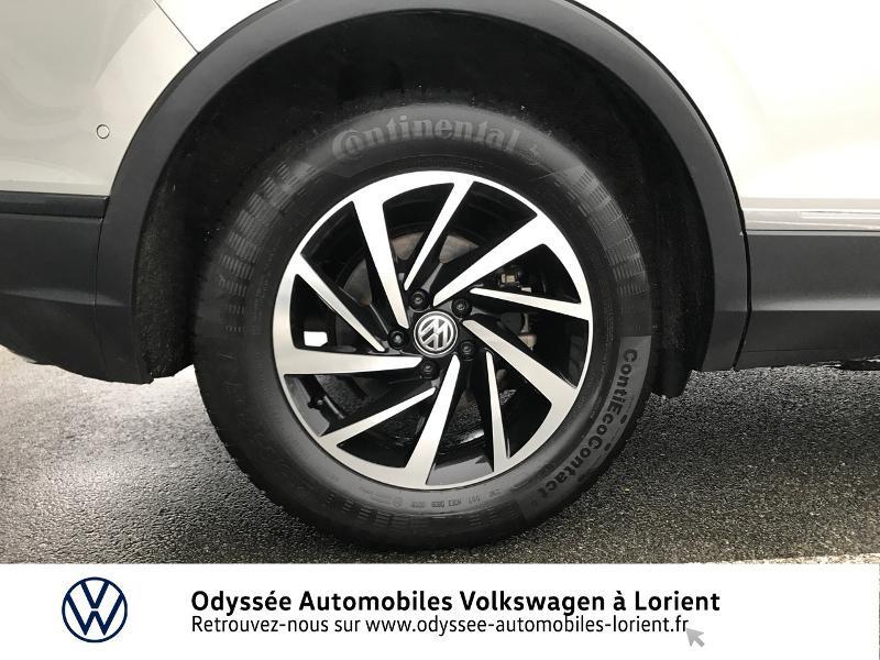 Photo 13 de l'offre de VOLKSWAGEN Tiguan 2.0 TDI 150ch Connect DSG7 Euro6d-T à 28930€ chez Odyssée Automobiles - Volkswagen Lorient