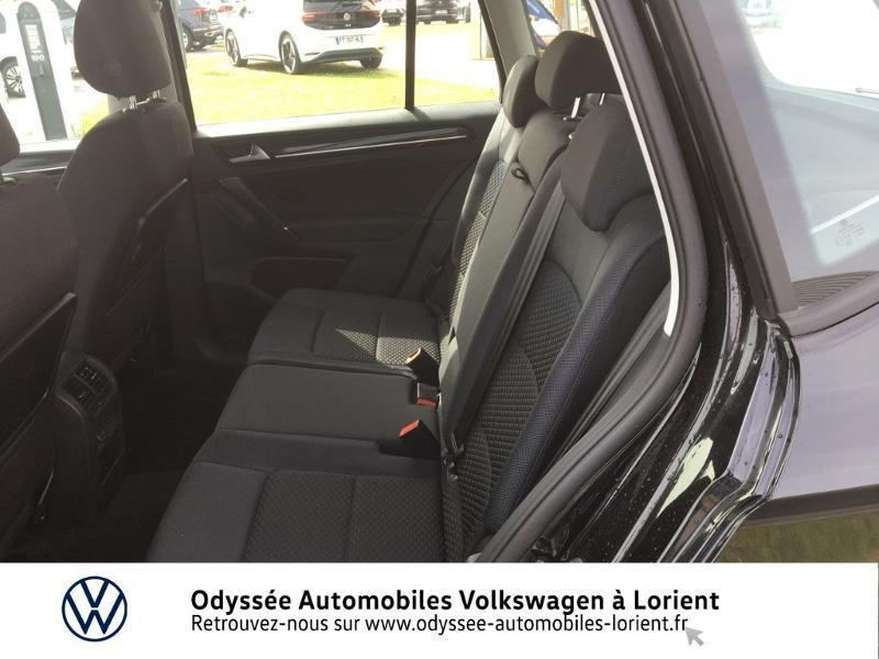 Photo 11 de l'offre de VOLKSWAGEN Golf Sportsvan 1.6 TDI 115ch BlueMotion Technology FAP United Euro6d-T à 24990€ chez Odyssée Automobiles - Volkswagen Lorient