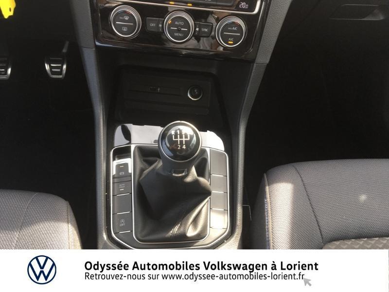 Photo 10 de l'offre de VOLKSWAGEN Golf Sportsvan 1.6 TDI 115ch BlueMotion Technology FAP United Euro6d-T à 24990€ chez Odyssée Automobiles - Volkswagen Lorient