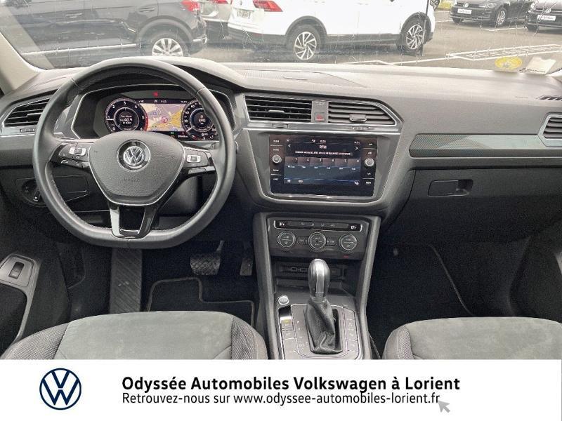 Photo 6 de l'offre de VOLKSWAGEN Tiguan Allspace 2.0 TDI 150ch Carat DSG7 Euro6d-T à 34890€ chez Odyssée Automobiles - Volkswagen Lorient