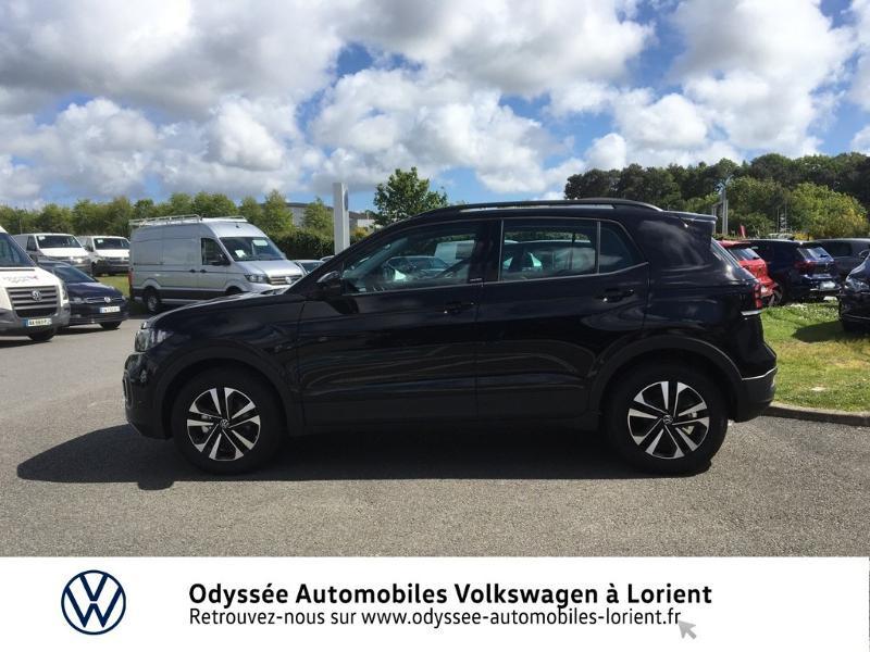 Photo 2 de l'offre de VOLKSWAGEN T-Cross 1.0 TSI 115ch United DSG7 à 24990€ chez Odyssée Automobiles - Volkswagen Lorient