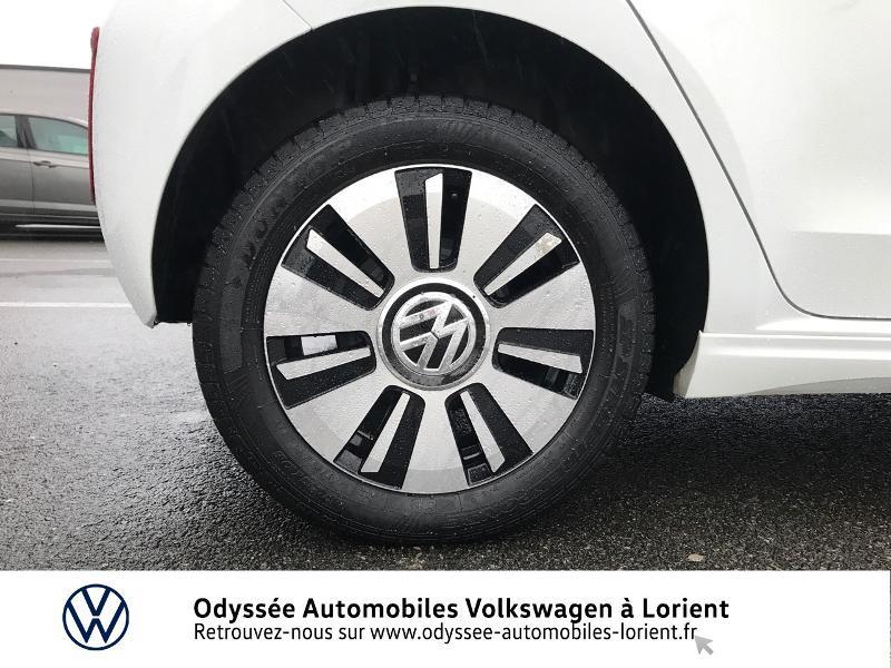 Photo 13 de l'offre de VOLKSWAGEN e-up! 82ch 5p à 9930€ chez Odyssée Automobiles - Volkswagen Lorient