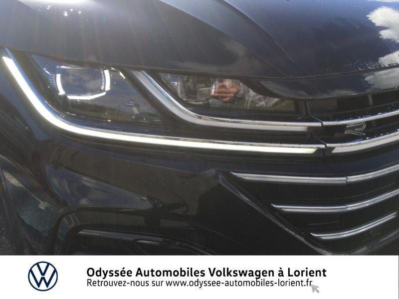 Photo 17 de l'offre de VOLKSWAGEN Arteon ShootingBrake 2.0 TDI EVO 150ch R-Line DSG7 à 46990€ chez Odyssée Automobiles - Volkswagen Lorient