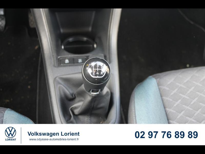 Photo 8 de l'offre de VOLKSWAGEN up! 1.0 60ch BlueMotion Technology IQ.Drive 5p Euro6d-T à 10990€ chez Odyssée Automobiles - Volkswagen Lorient