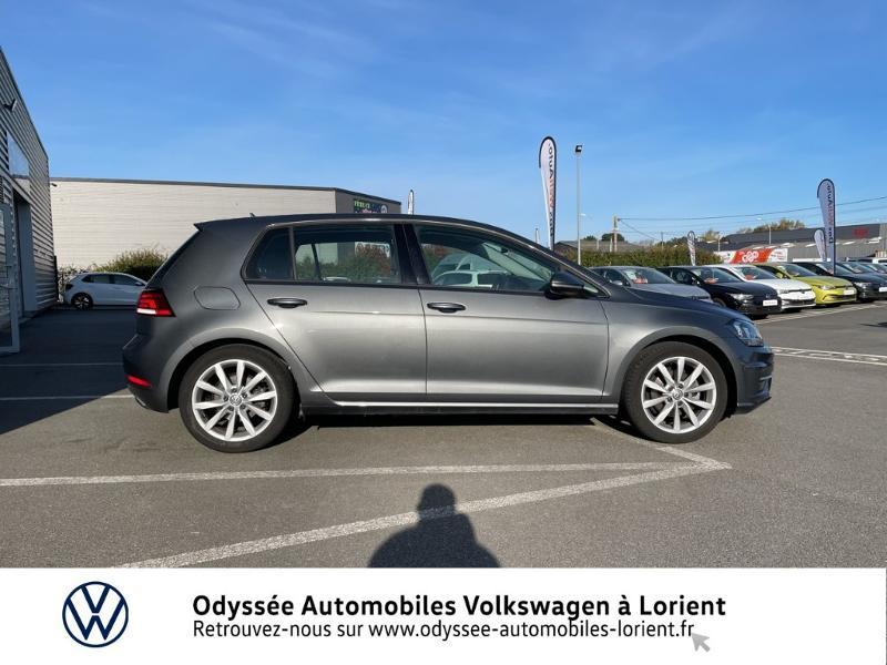 Photo 4 de l'offre de VOLKSWAGEN Golf 1.5 TSI EVO 150ch Match DSG7 Euro6d-T 5p à 22830€ chez Odyssée Automobiles - Volkswagen Lorient