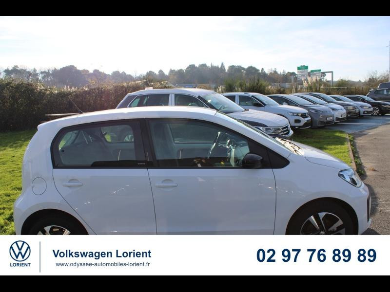 Photo 3 de l'offre de VOLKSWAGEN up! 1.0 60ch BlueMotion Technology IQ.Drive 5p Euro6d-T à 10990€ chez Odyssée Automobiles - Volkswagen Lorient