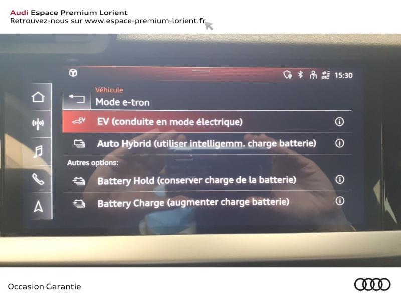 Photo 16 de l'offre de AUDI A3 Sportback 40 TFSI e 204ch S line S tronic 6 à 45490€ chez Odyssée Automobiles - Volkswagen Lorient