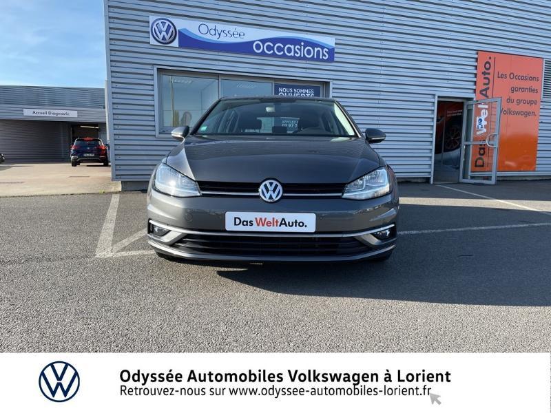 Photo 5 de l'offre de VOLKSWAGEN Golf 1.5 TSI EVO 150ch Match DSG7 Euro6d-T 5p à 22830€ chez Odyssée Automobiles - Volkswagen Lorient