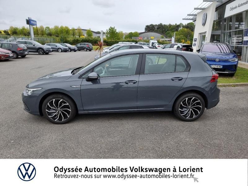 Photo 2 de l'offre de VOLKSWAGEN Golf 1.4 eHybrid OPF 204ch Style 1st DSG6 à 38990€ chez Odyssée Automobiles - Volkswagen Lorient
